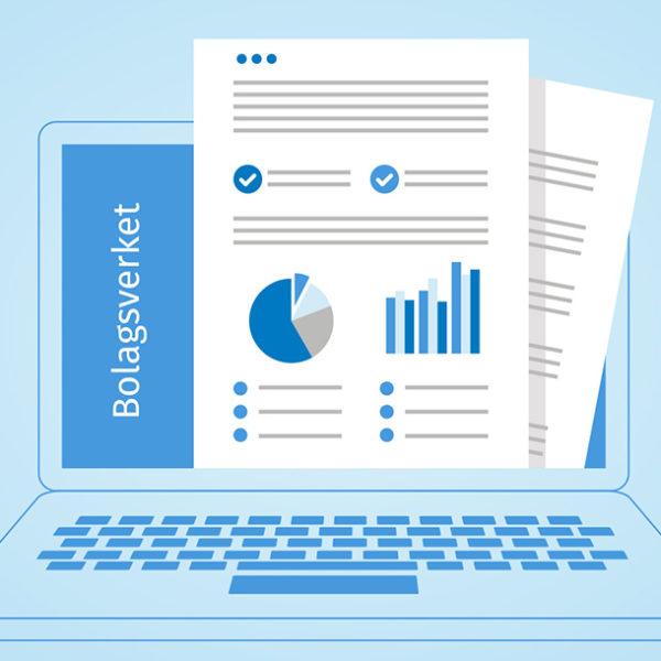 Digital årsredovisning - signering och inlämning